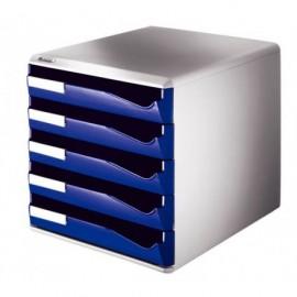 Vetolaatikosto Leitz 5280 5-os sininen