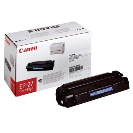 Canon EP-27 Laserkasetti black 2,5k