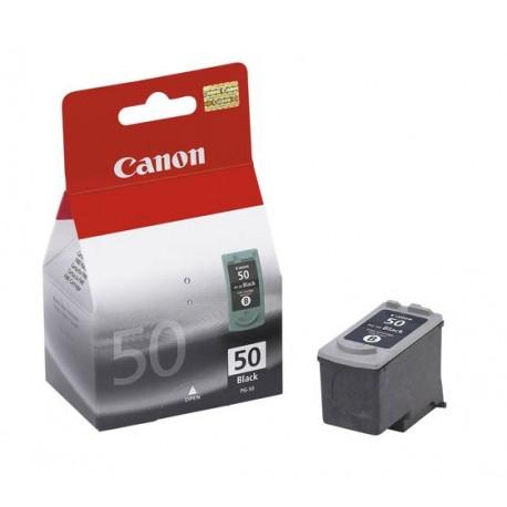 Canon PG-50 Mustepatruuna black