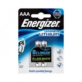 Energizer ultimate lithium 4AAA par./2