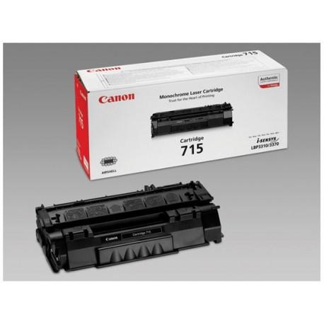 Canon 715H Laserkasetti musta 7K (LBP3310/LBP3370)