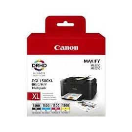 Canon PGI-1500XL Multipack mustepatruunasarja