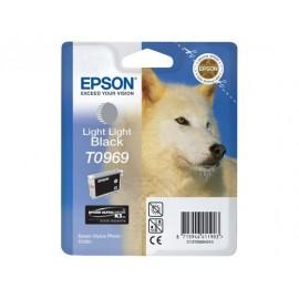 Epson T0969 Light Light Black Stylus R2880