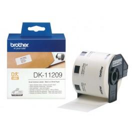 Brother DK-11209 Osoitetarra 29mmx62mm /800kpl