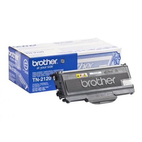 Brother TN-2120 Laserkasetti Musta 2600 sivua