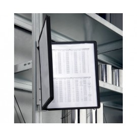Durable 5914 Vario 5 pikahaku/seinäteline magneettinen