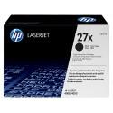 HP 27X C4127X Laserkasetti musta 10k