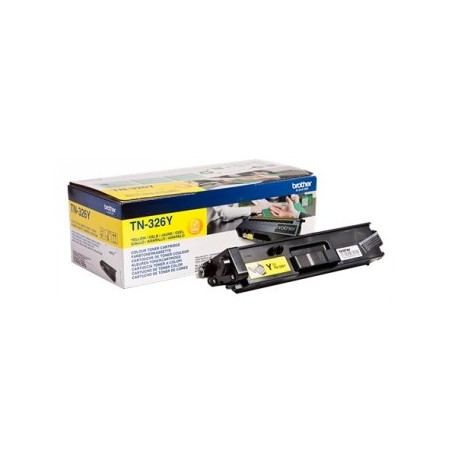 Brother TN-326 Laserkasetti Yellow 3500 sivua