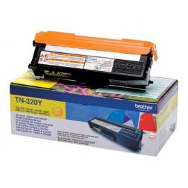 Brother TN-320Y Laserkasetti keltainen 1.5k