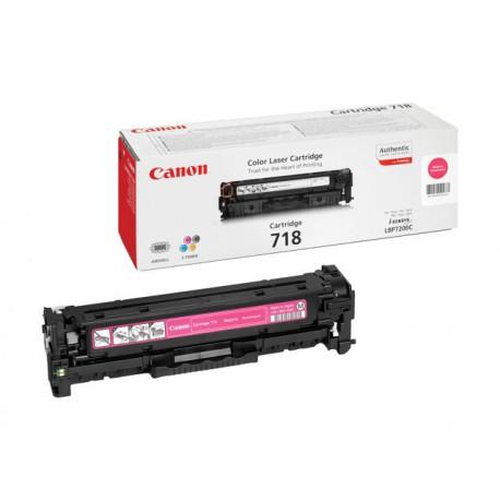 Canon 718M Magenta 2,9K Laserkasetti
