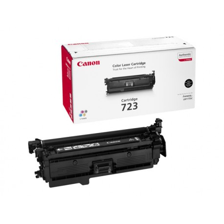 Canon 723 Laserkasetti musta 5K (LBP7750Cdn)