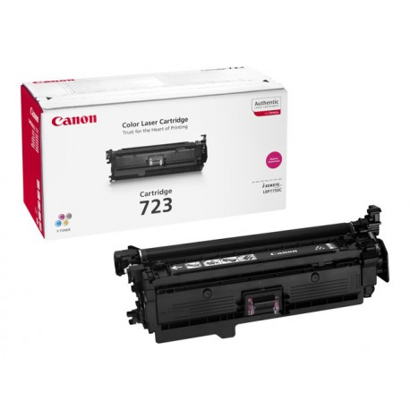 Canon 723 Laserkasetti magenta 8,5K (LBP7750Cdn)