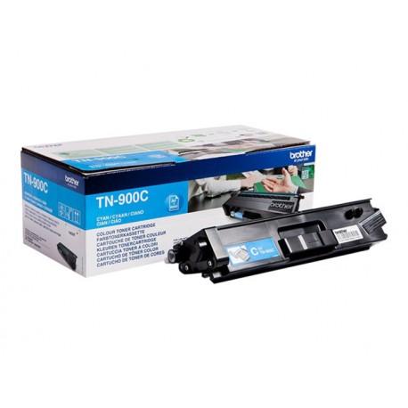 Brother TN-900C Laserkasetti cyan 6k