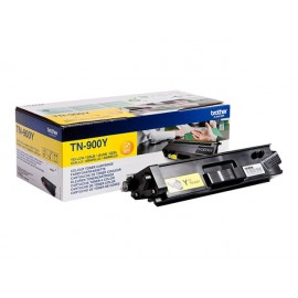 Brother TN-900Y Laserkasetti yellow 6k