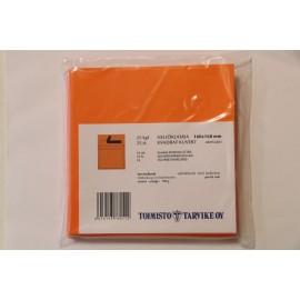 Kirjekuori 160x160mm Oranssi 25kpl