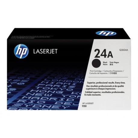 HP Q2624A 24A Laserkasetti musta 2,5k