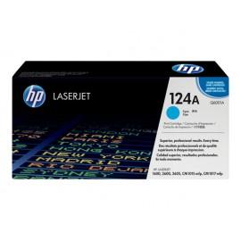 HP Q6001A 124A Laserkasetti cyan 2k
