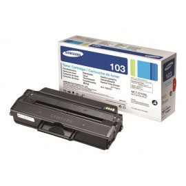 Samsung MLT-D103L/ELS Laserkasetti musta 2,5k