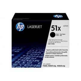 HP Q7551X 51X Laserkasetti musta 13k