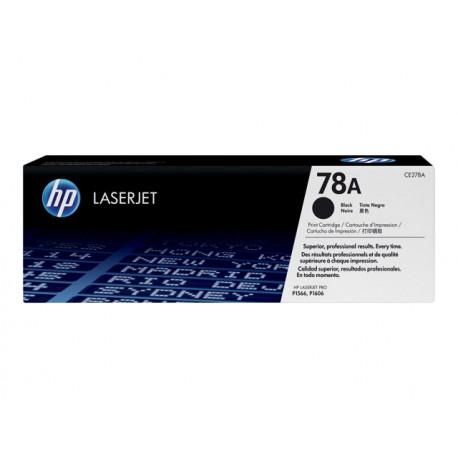 HP CE278A 78A Laserkasetti musta 2,1k