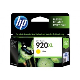 HP cd974ae no.920xl mustepatruuna yellow