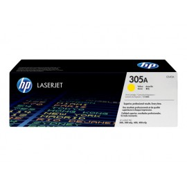 HP CE412A 305A Laserkasetti keltainen  2,6k