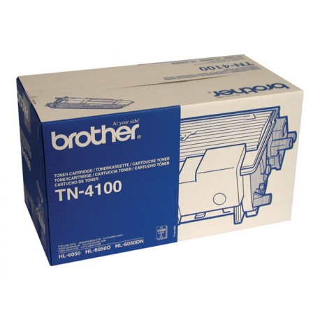 Brother TN-4100 Laserkasetti musta 7,5k